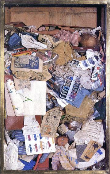 Arman - La poubelle des enfants (1960)